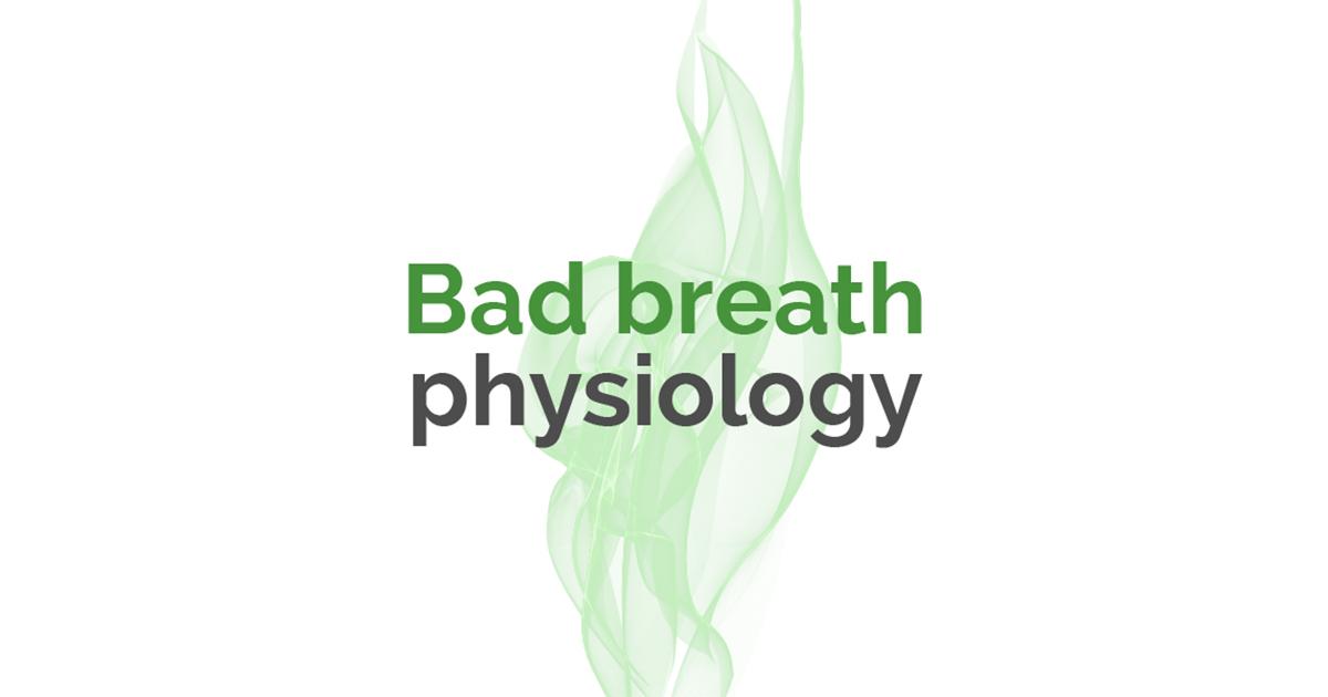 Bad Breath Physiology