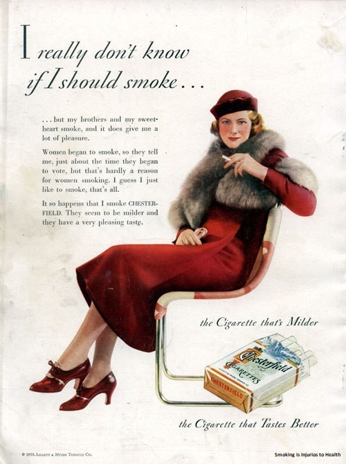 Best Ads of Cigarette