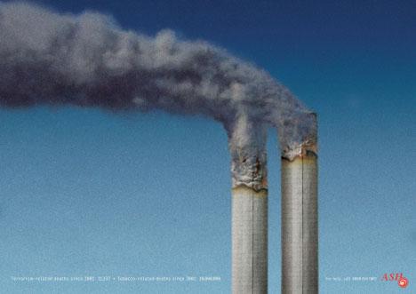 Best Anti-Smoking Campaigns