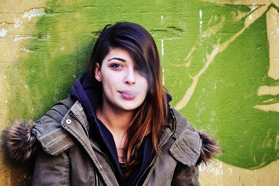 Female Smokers and Patriarchy Entrenched in Our Society
