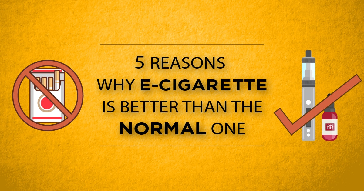 five-reasons-why-an-e-cigarette-trumps-the-normal-one